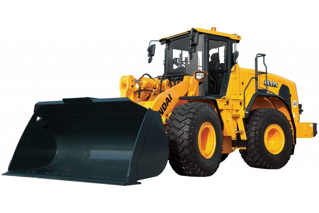 Hyundai Construction Equipment Americas Inc. - HL975 Wheel Loaders