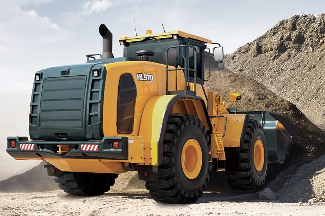 Hyundai Construction Equipment Americas Inc. - HL970XT Wheel Loaders