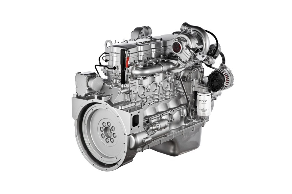 FPT Industrial - N67 Diesel Engines
