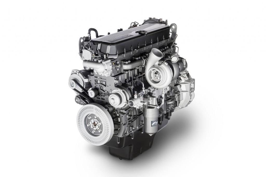 FPT Industrial - Cursor 16 Diesel Engines