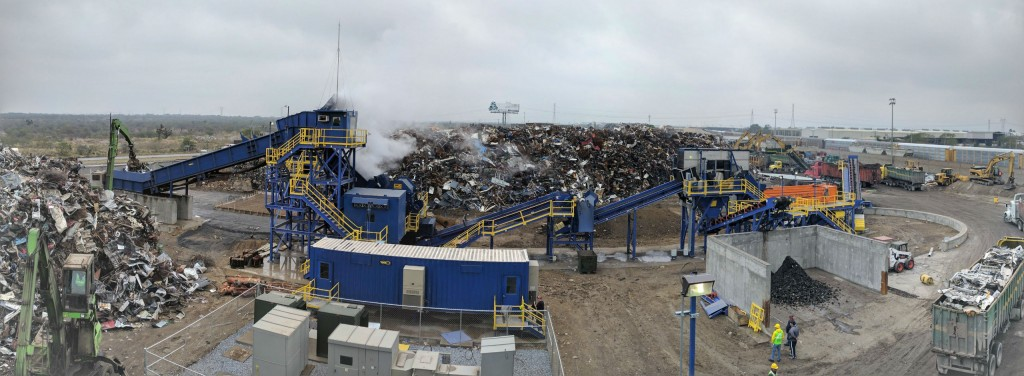WENDT CORPORATION Announces First Modular Shredding System Installation in Mexico