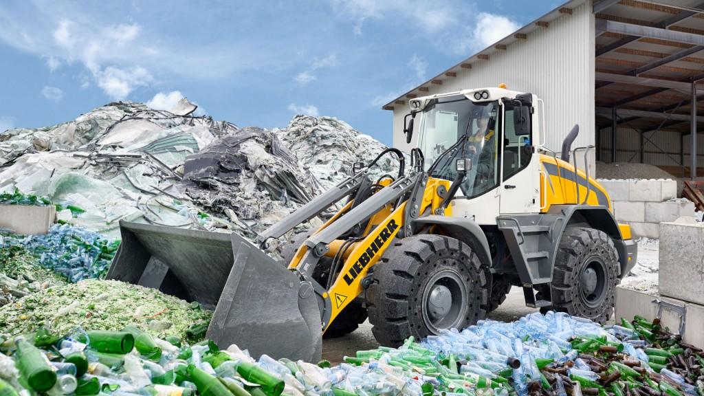 New L538 wheel loader from Liebherr developed for demanding applications