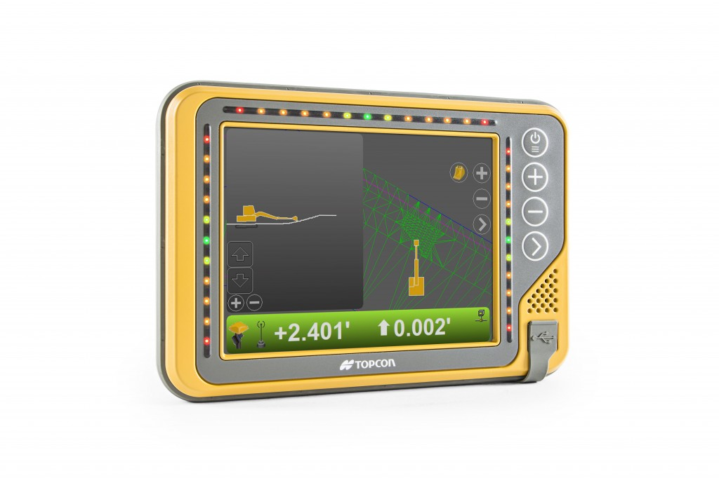 Topcon Positioning Systems - GX-55 Machine Control