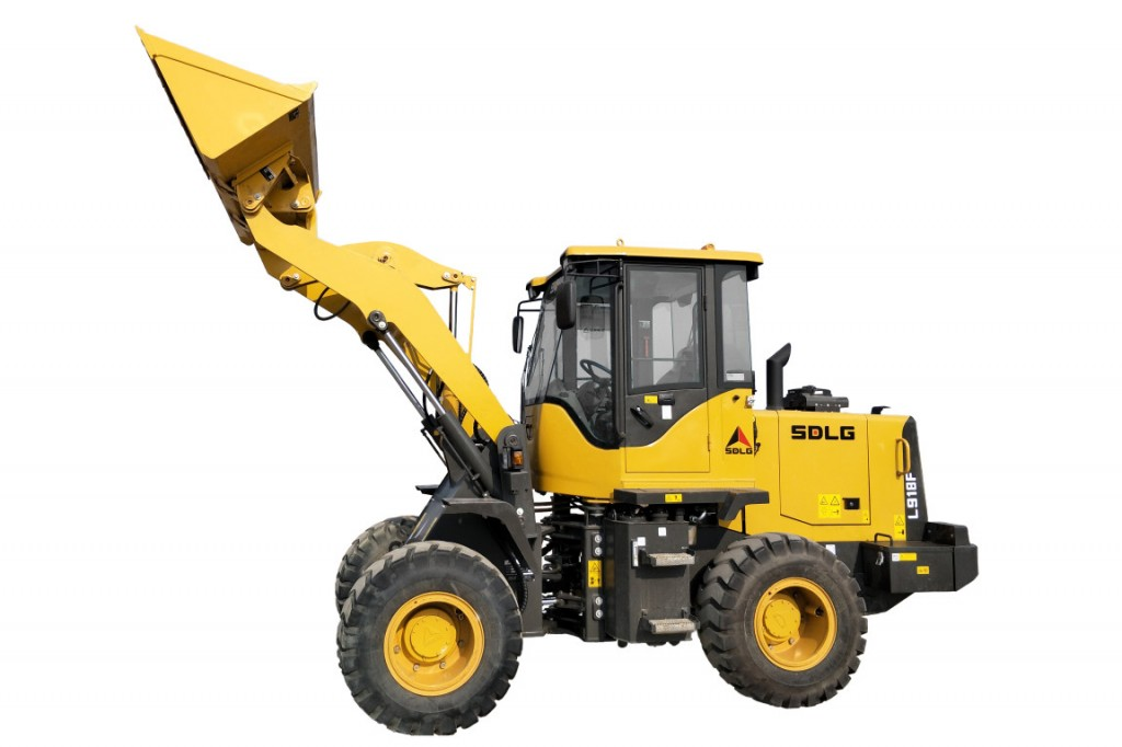 SDLG North America - L918F Compact Wheel Loaders