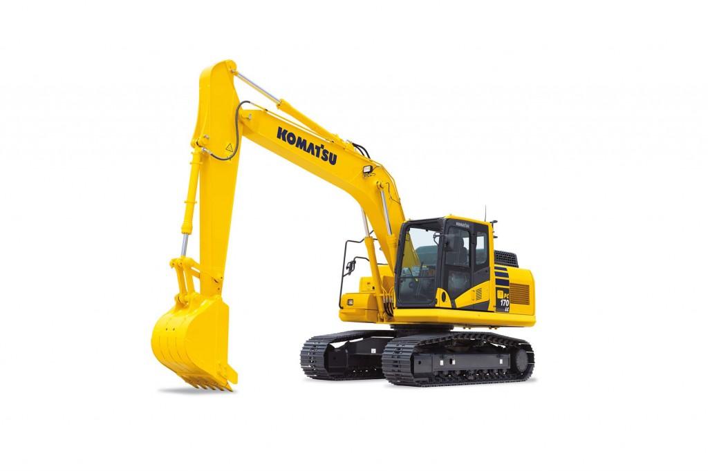 Komatsu America Corp. - PC170LC-11 Excavators