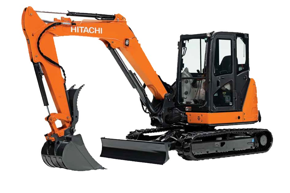 Hitachi Construction Machinery Corporation - ZX60USB-5 Excavators