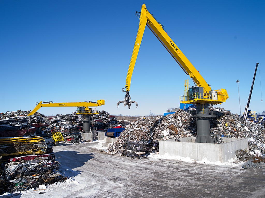 Total Metal Recovery inaugurates eco-friendly metal recycling plant