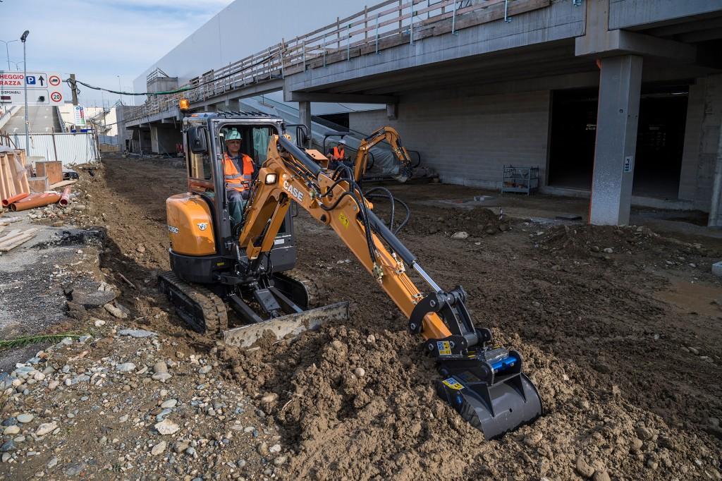 CASE Construction Equipment - CX26C Mini Excavators