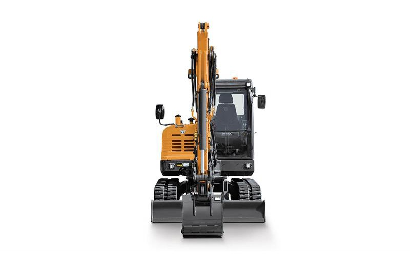 Case Construction Equipment - CX57C Mini Excavators
