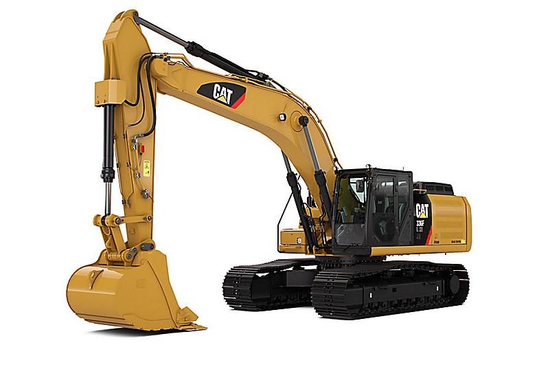 Caterpillar Inc. - 336F L XE Excavators