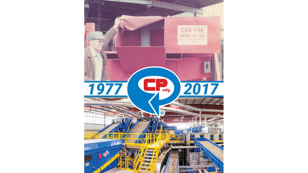 Equipment and processing solution supplier CP Manufacturing marks 40 year anniversary
