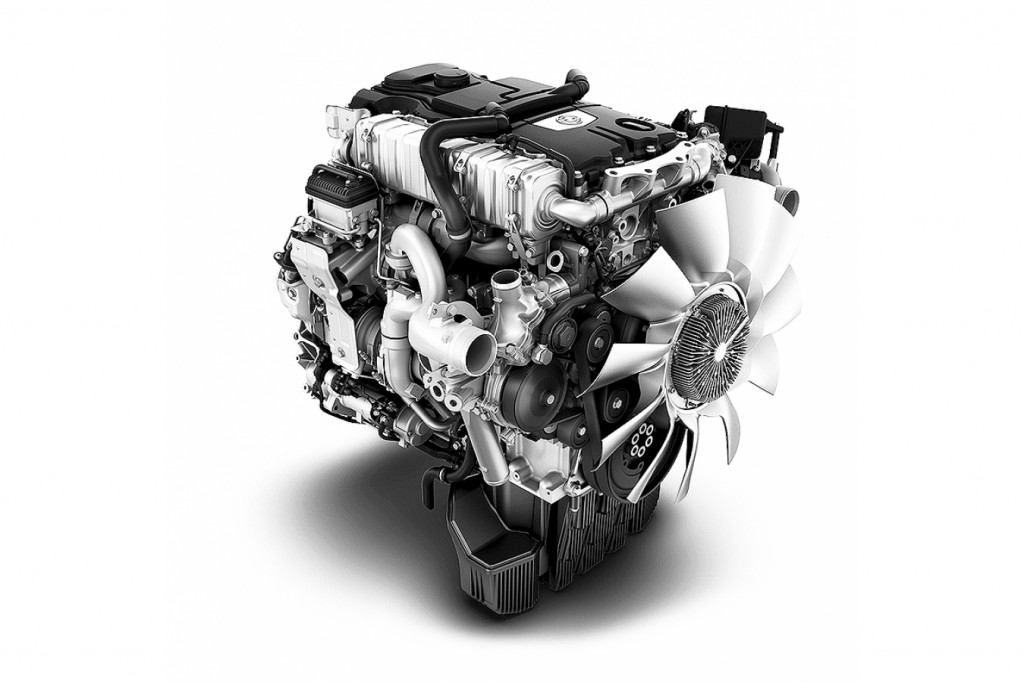 Detroit Diesel Corporation - DETROIT™ DD5™ Diesel Engines