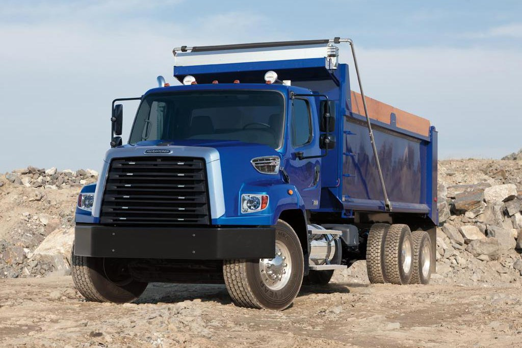 Freightliner Trucks - 108SD Vocational Trucks
