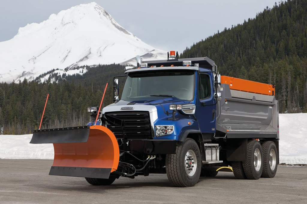 Freightliner Trucks - 114SD Vocational Trucks