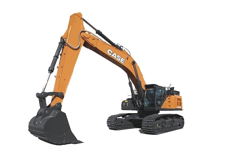 Case Construction Equipment - CX750D Excavators