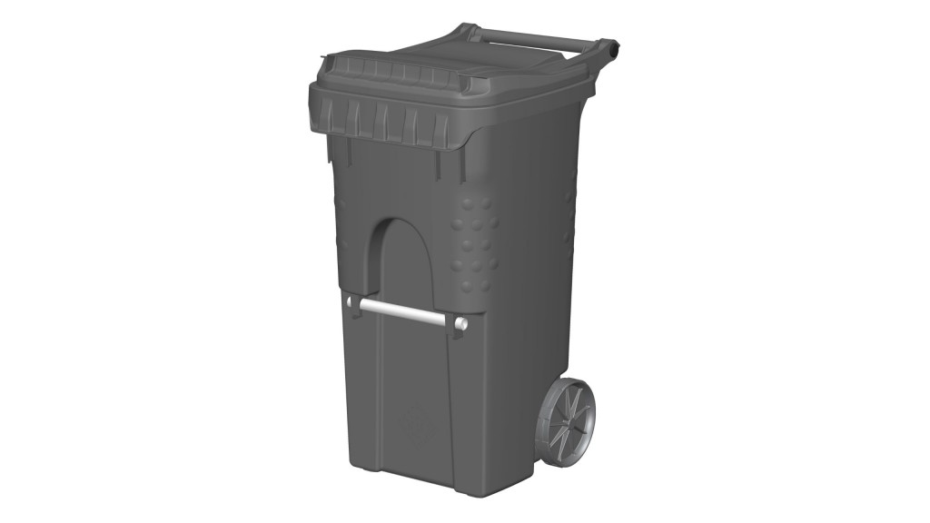 Otto Edge Product Line Expands With 35 Gallon Cart