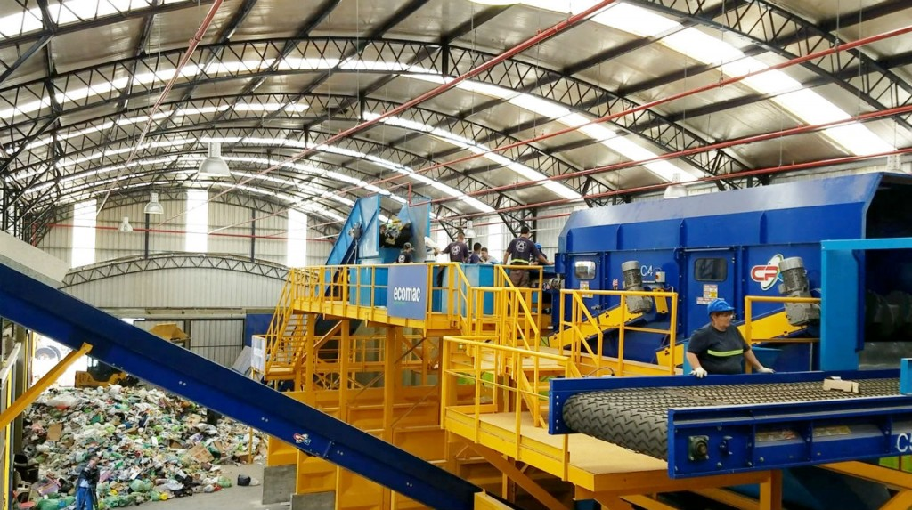 City of Buenos Aires Partners with CP Group to Open Single Stream Recycling System