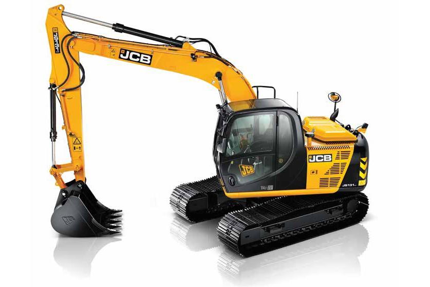 JCB - JS131 Excavators