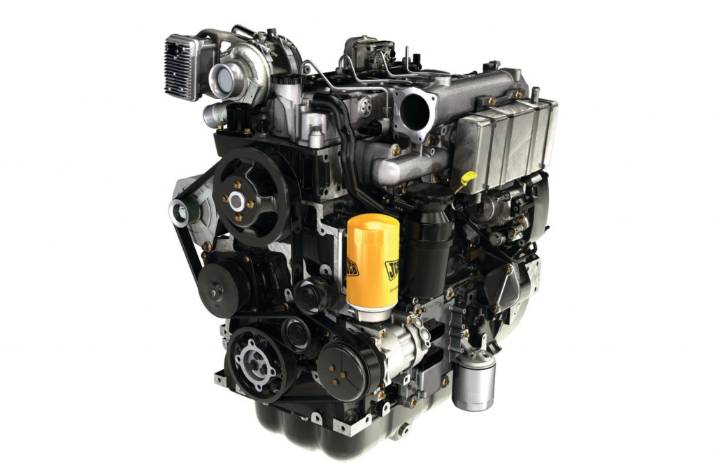 JCB - EcoMax Tier 4 Final Diesel Engines