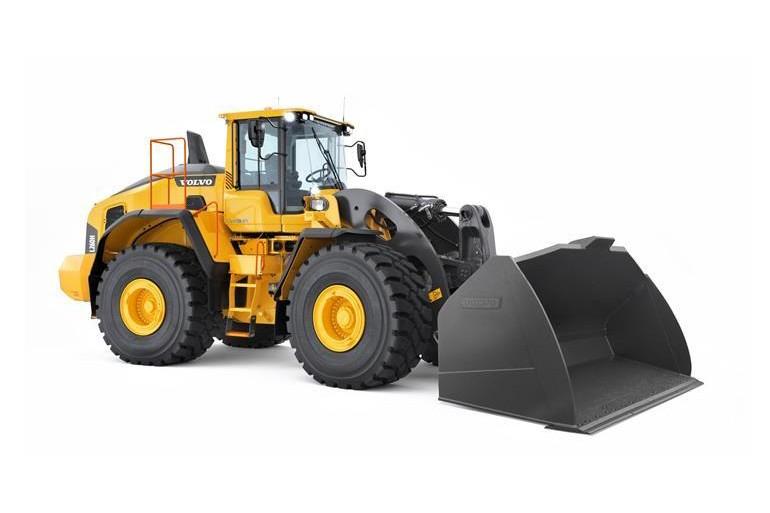Volvo Construction Equipment - L260H Wheel Loaders