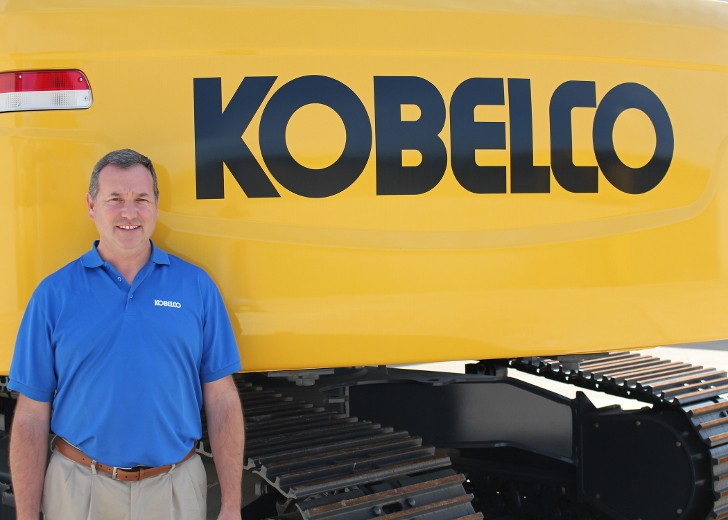 Dave Donneral is the latest personnel addition for Kobelco, bringing specific experience in scrap and demolition to Kobelco's growing focus on these sectors in North America.