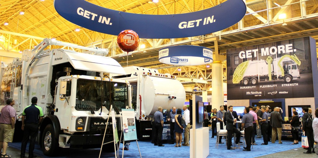 McNEILUS highlights customer-driven innovation with enhanced refuse vehicles