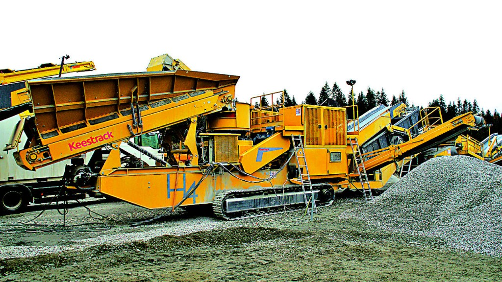 Advances in Crushing & Processing help cut production costs