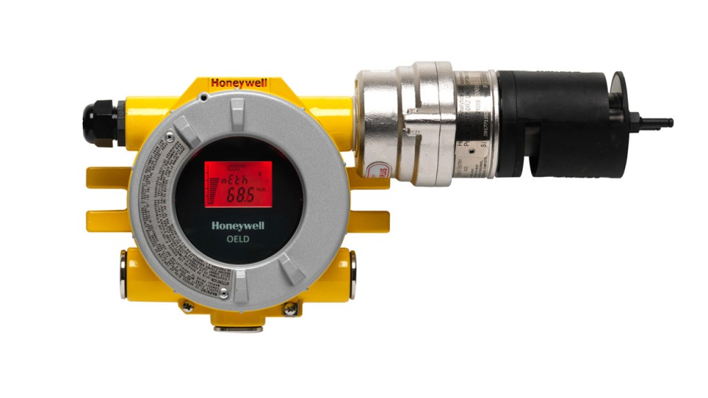 Device provides connection for gas detectors to ease maintenance and downtime