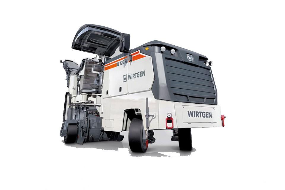 Wirtgen America, Inc. - W 120 Ri Cold Planners / Milling Machines