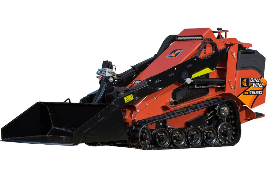 Ditch Witch - SK1550 Mini Skid-Steer Loaders