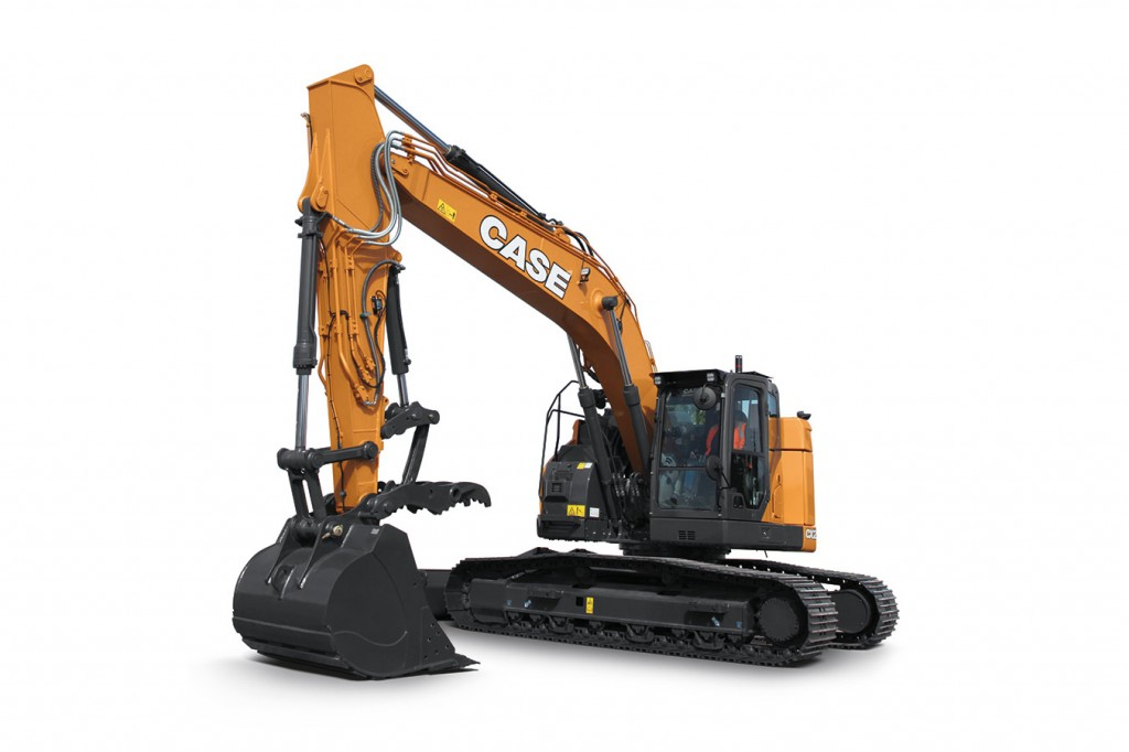 Case Construction Equipment - CX245D SR Excavators