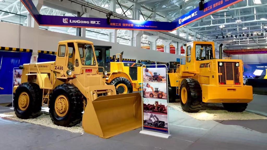 Liugong wheel loaders break 350,000-unit sales mark worldwide