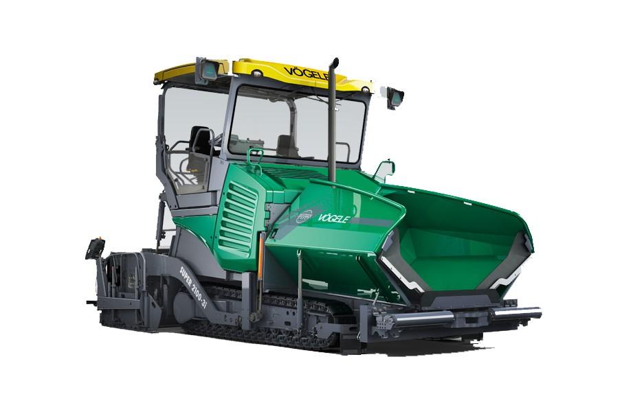 Vogele - Super 2100-3i Asphalt Pavers
