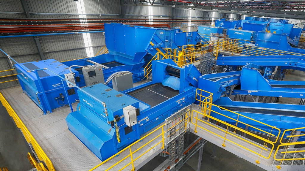 Cleanaway opens Perth Super MRF