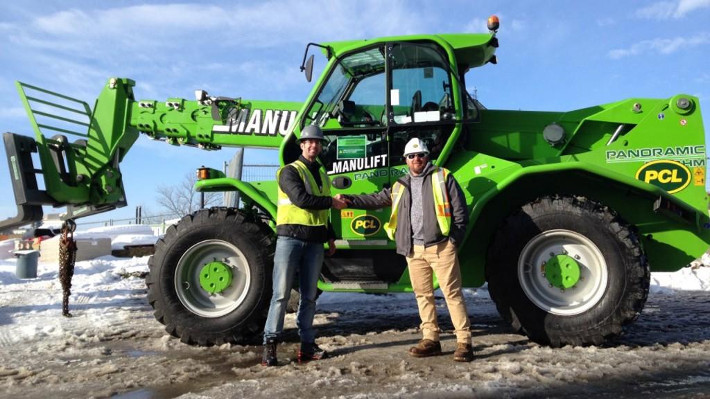 Merlo boosts fuel economy in new telehandler range