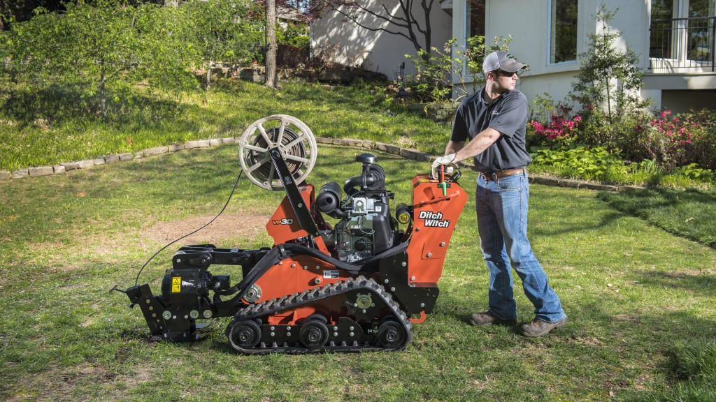 Vibratory plow aids in range of installations