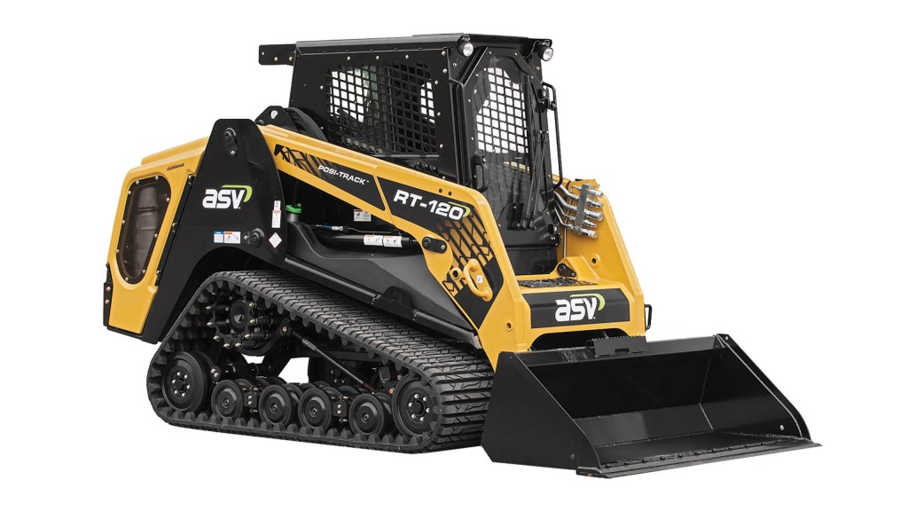 Compact track loader provides rugged, high-performance results