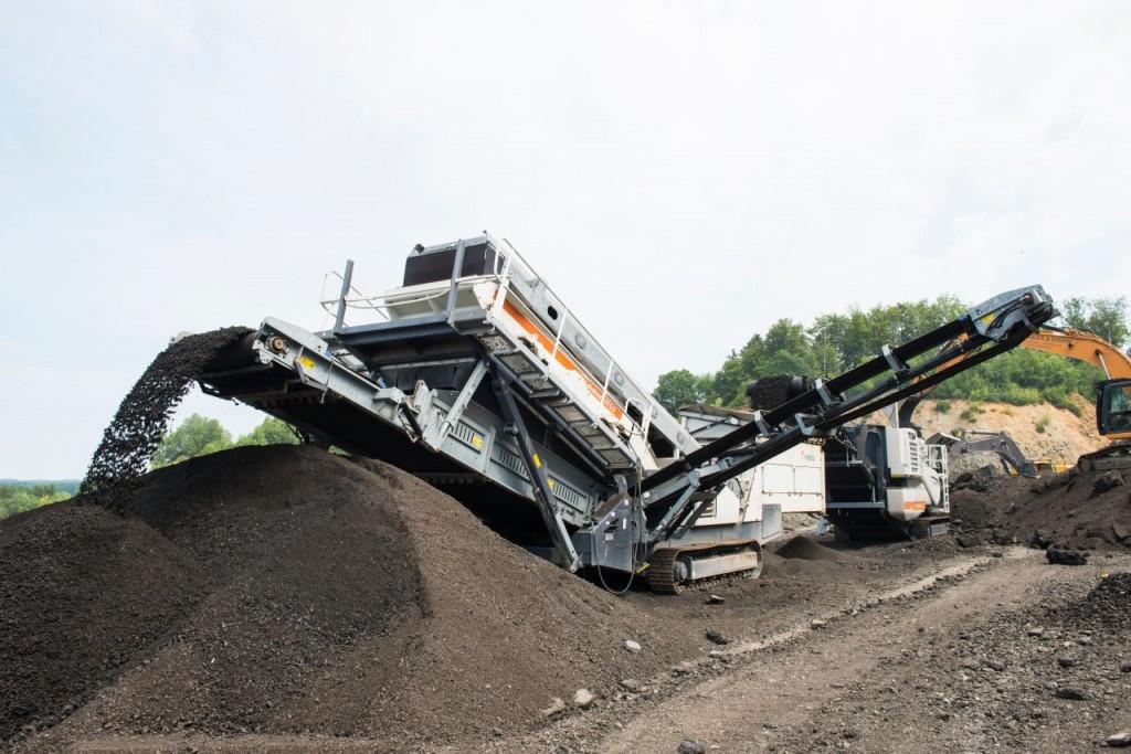 Metso - Lokotrack® LT1213™ Track Mounted Impact Crushers