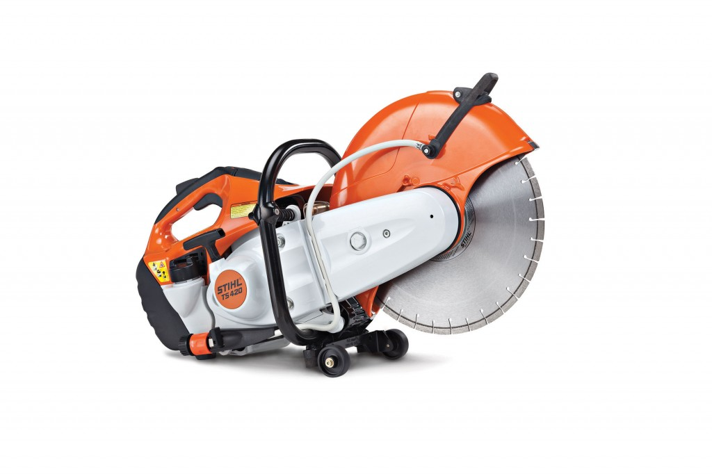 Stihl - TS 420 STIHL Cutquik® Concrete Saws