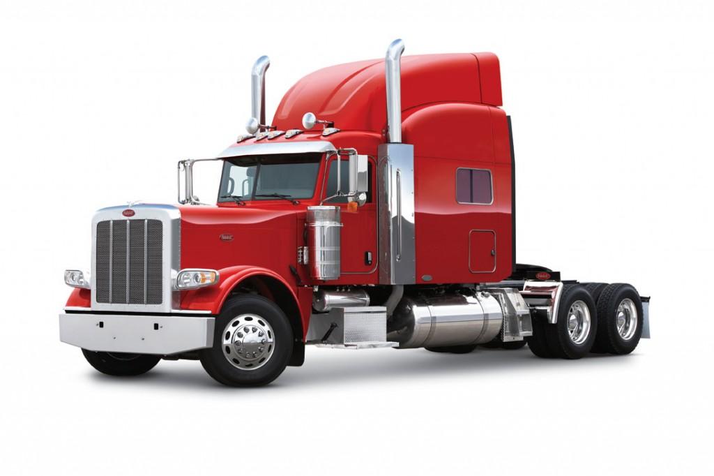 Peterbilt Motors Company - Model 389 Vocational Trucks
