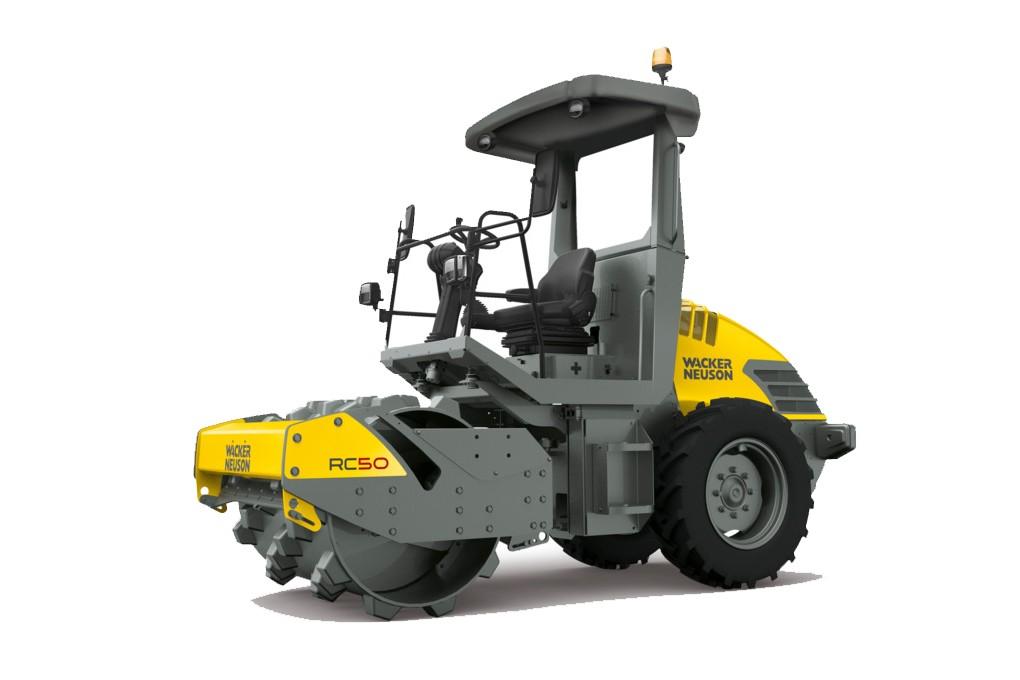 Wacker Neuson USA - RC50 Soil Compactors