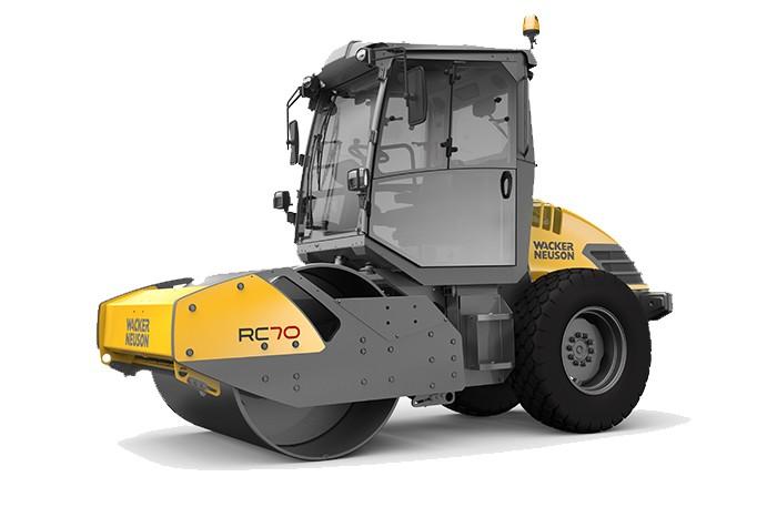 Wacker Neuson USA - RC70 Soil Compactors