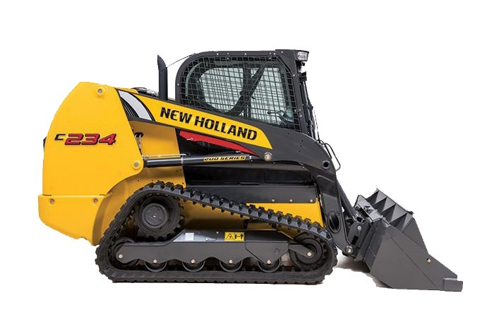 New Holland - C234 Compact Track Loaders