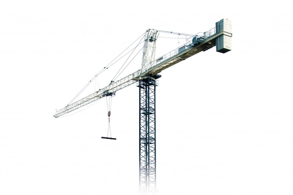 Terex Corporation - SK 415-20 Tower Cranes