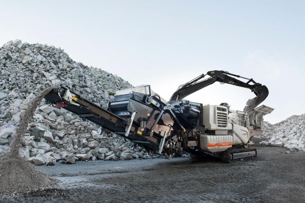 Metso Outotec - LT1213S™ Crushing Plants
