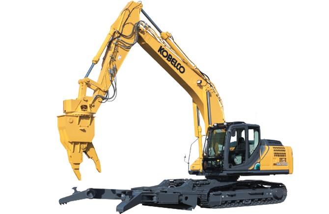 Kobelco Construction Machinery U.S.A Inc. - SK210D (SK210D-10) Demolition Excavators