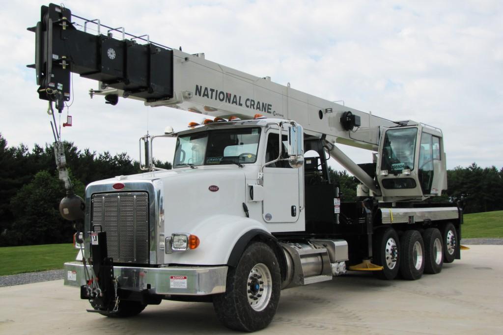 Manitowoc Company, Inc - NBT45 Mobile Cranes