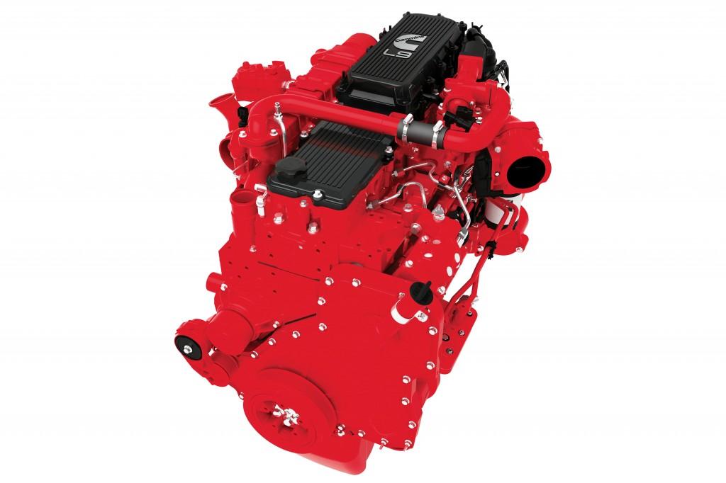 Cummins Westport Inc. - L9N Gas Engines