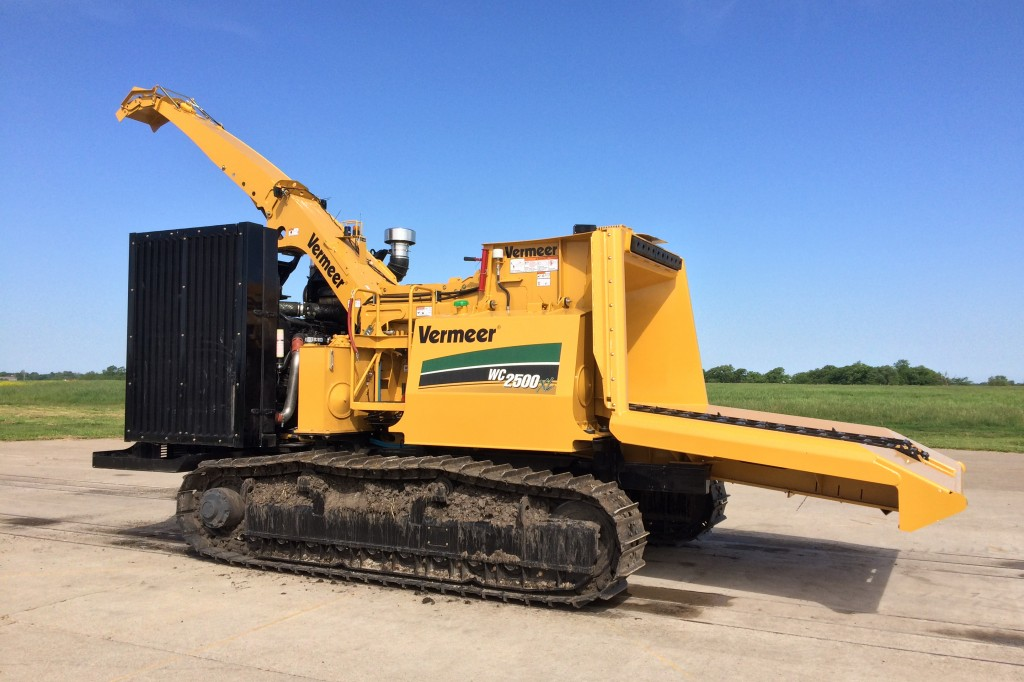 Vermeer - WC2500XL Chippers