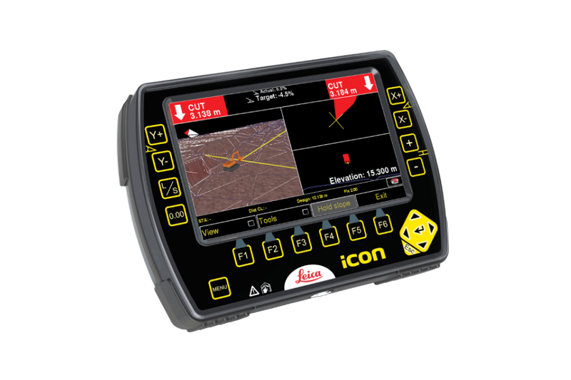 Leica Geosystems Inc. - iCON iXE3 Machine Control